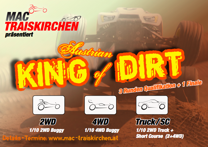 king of dirt 2016